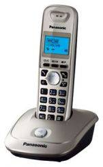 Телефон DECT PANASONIC KX-TG2511RUN platinum - платина