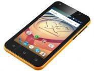 Смартфон PRESTIGIO PSP3403DUO Wize L3 orange - оранжевый